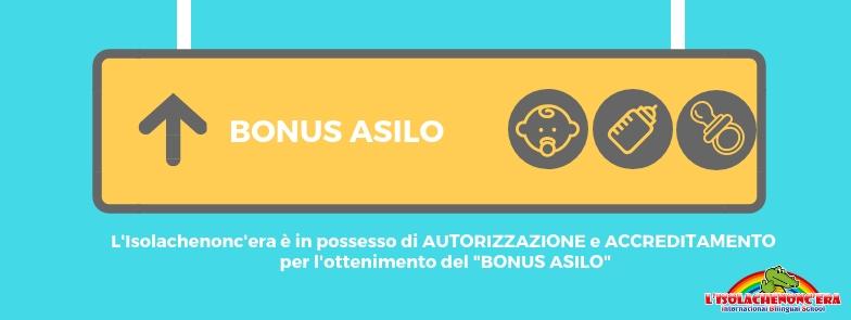 Bonus Asilo